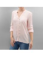 Vero Moda Blusa / Túnica vmSunshine rosa