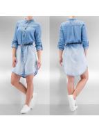 Vero Moda Bluse vmKardash Dipdye blau