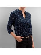 Vero Moda Bluse vmScissor blau