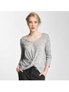 Vero Moda Bluse vmSunshine grå