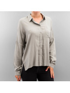 Vero Moda Bluse vmMerves grau