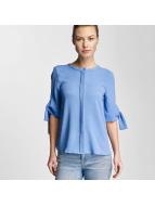 Vero Moda Bluzka/Tuniki VmGertrud niebieski
