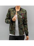 Vero Moda Bomber jacket vmPauline green