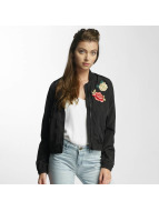 Vero Moda vmRose Short Bomberjacket Black Beauty
