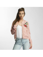 Vero Moda vmRose Short Bomberjacket Rose Cloud