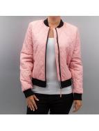 Vero Moda Bomberová bunda vmMila ružová