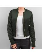 Vero Moda Bomberová bunda vmTaras zelená