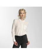 Vero Moda Camicia vmBasa Midi Woven bianco