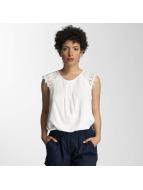 Vero Moda Camiseta vmHenny blanco