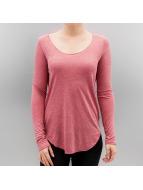 Vero Moda Camiseta de manga larga vmLua rosa