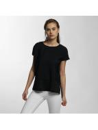 Vero Moda Camiseta vmSatino negro