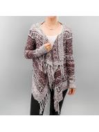 Vero Moda Cardigans VMScarlett Drapes Frin kahverengi