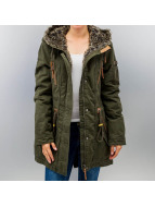 Vero Moda Coats vmAsta green