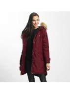 Vero Moda Coats vmTrack Expedition 3/4 red