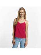 Vero Moda Hihattomat paidat vmAmaze punainen