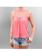 Vero Moda Hihattomat paidat vmCharlot roosa