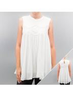 Vero Moda Hihattomat paidat vmZig Zag valkoinen