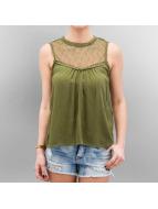 Vero Moda Hihattomat paidat vmCharlot vihreä