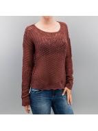 Vero Moda Jersey vmPenelope marrón