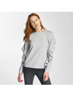 Vero Moda Jumper vmFrilly grey