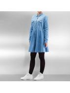 Vero Moda jurk vmSilla blauw