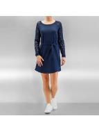 Vero Moda jurk vmBelina blauw