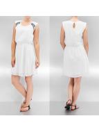 Vero Moda jurk Serina Embroidery wit