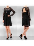 Vero Moda jurk vmCeleb Lace Mini zwart