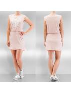 Vero Moda Kleid vmMatea Crochet Short rosa