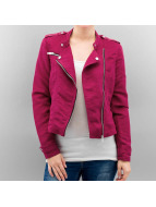 Vero Moda Lederjacke vmAria Donna pink