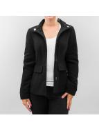 Vero Moda Lightweight Jacket vmMolly Daisy Short black