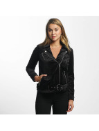 Vero Moda Lightweight Jacket vmOrlon Velvet Short black