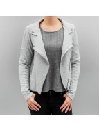 Vero Moda Lightweight Jacket vmSoflina Sweat gray