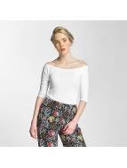 Vero Moda Maglietta a manica lunga vmBal bianco