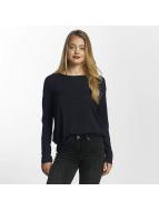 Vero Moda Maglietta a manica lunga vmBava blu