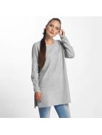 Vero Moda Maglietta a manica lunga vmBrilliant grigio