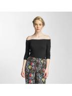 Vero Moda Maglietta a manica lunga vmBal nero