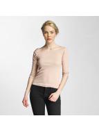 Vero Moda Maglietta a manica lunga vmBal rosa chiaro