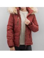 Vero Moda Manteau hiver vmIlka rouge