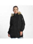 Vero Moda vmDicte Fake Fur 3/4 Jacket Black Beauty
