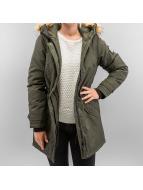 Vero Moda Mantel vmPolar Arctic 3/4 grün