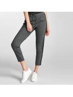 Vero Moda Pantalon chino vmDonna gris