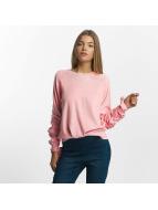 Vero Moda Pitkähihaiset paidat vmAntonia roosa