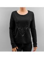 Vero Moda Pullover VMEkinda Deer black