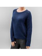 Vero Moda Pullover vmNorah bleu