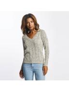 Vero Moda Pullover vmAmanda grau
