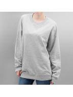 Vero Moda Pullover vmNico Oversize gray