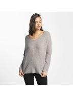 Vero Moda Pullover vmBuena Lena gray