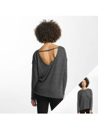 Vero Moda Pullover vmSadie gris