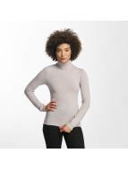 Vero Moda Pullover vmHappy Rollneck gris